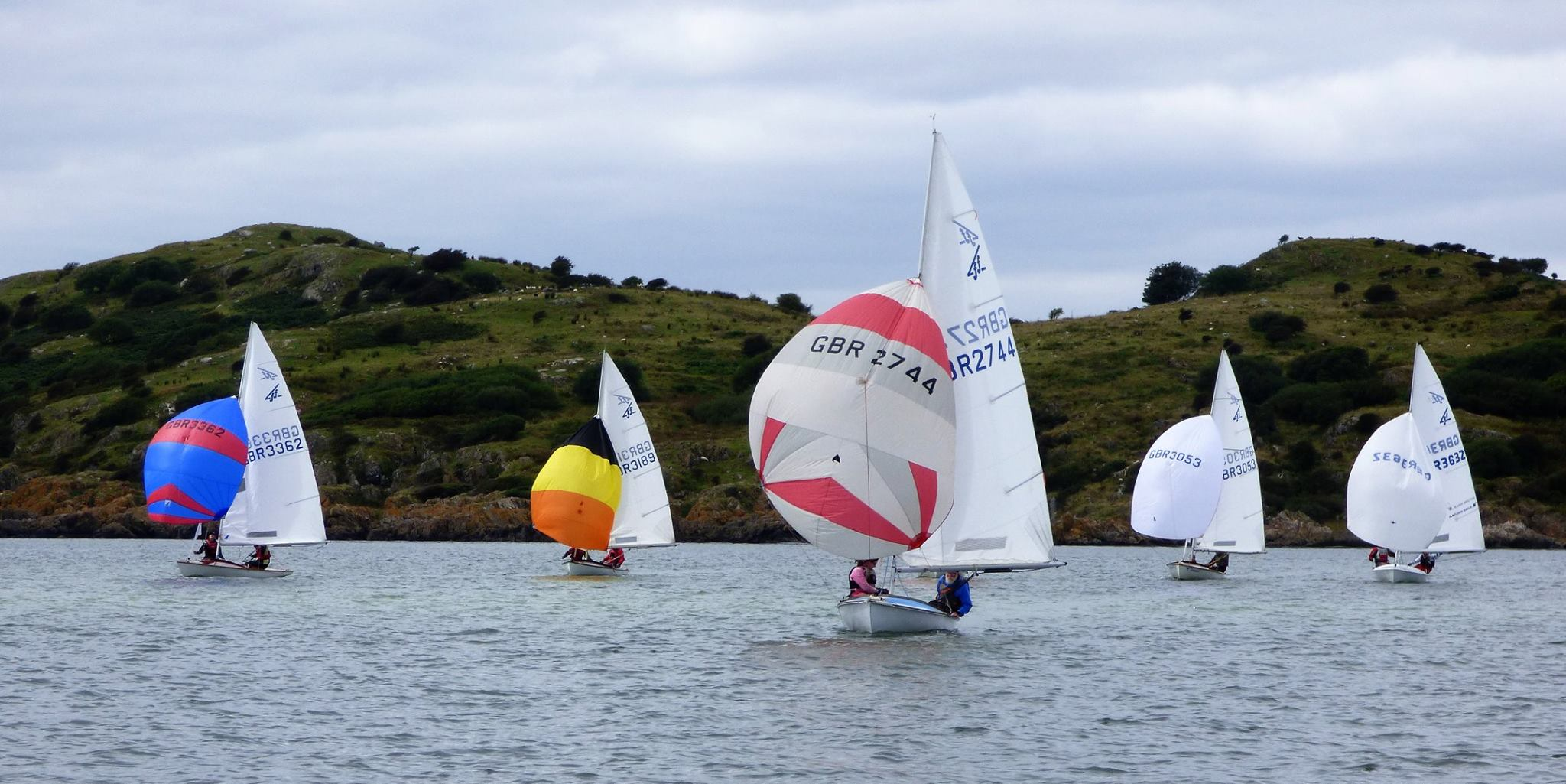 ff spinnakers